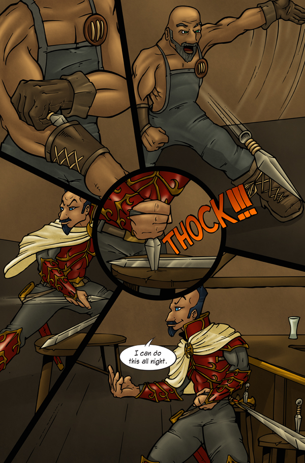 The Eldritch Age - volume 2 - page 8