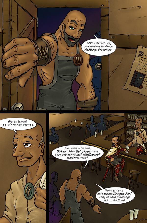 The Eldritch Age - volume 2 - page 4