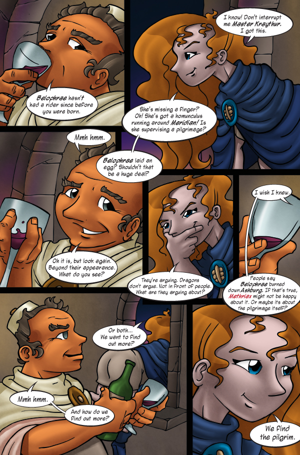 The Eldritch Age - volume 2 - page 12