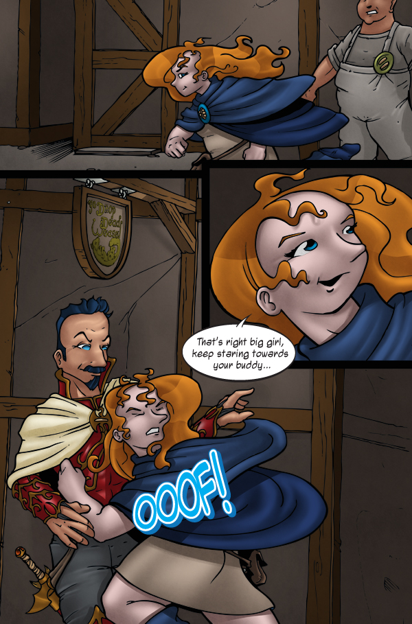 The Eldritch Age - volume 2 - page 14
