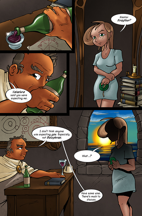 The Eldritch Age - volume 3 - page 12