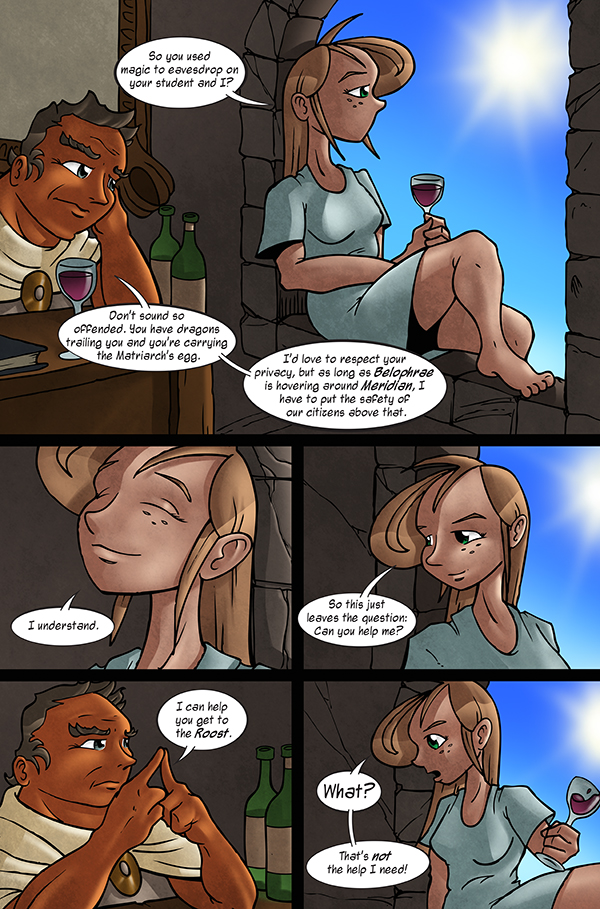 The Eldritch Age - volume 3 - page 13
