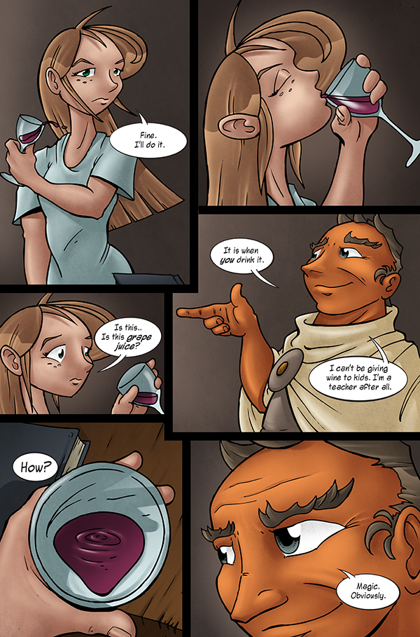 The Eldritch Age - volume 3 - page 18