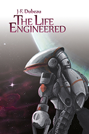 AboutThe Life Engineered 'The Life Engineered' is the story of a race of sentient robots called 'Capeks'. They are the decedents of humanity on both a physical and philosophical level. Before humanity disappeared from the galaxy, they left their children with the tools to build a utopia. That paradise is shattered when an important Capek is murdered leaving Dagir, a newly created robot to investigate the terrible act before the whole Capek race spirals into a civil war that could burn the Milky Way to proverbial ashes. With 'The Life Engineered', I strive to go back to a more optimistic view of the future. I look to artificial intelligence not as a threat to human survival but rather as a step towards a brighter future. Tropes are spun on their heads and classic concepts are cast under a new light, all the while concentrating on what I hope are compelling characters. Telling stories is what I both do best and enjoy most in life. Like many aspiring authors, I dream of being able to concentrate on writing, not for fame and fortune but because I want to tell all my stories. 'The Life Engineered' is not a work in progress. It is a finished book. By pledging to support it you're helping me reach a wider audience, improve the editing and most importantly, support the writing of a sequel.