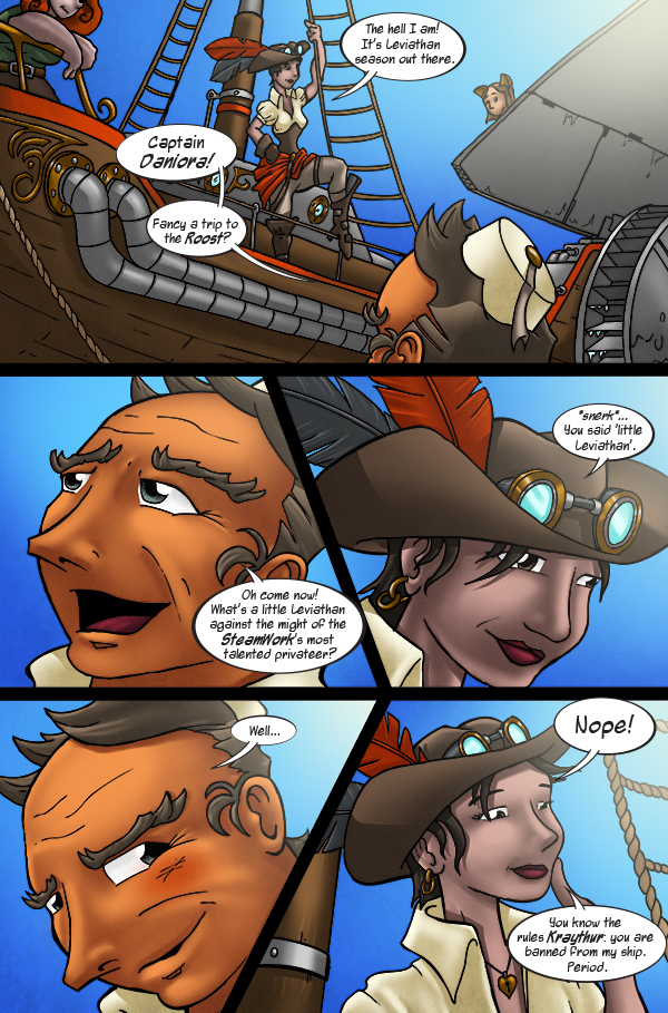 The Eldritch Age - volume 3 - page 21