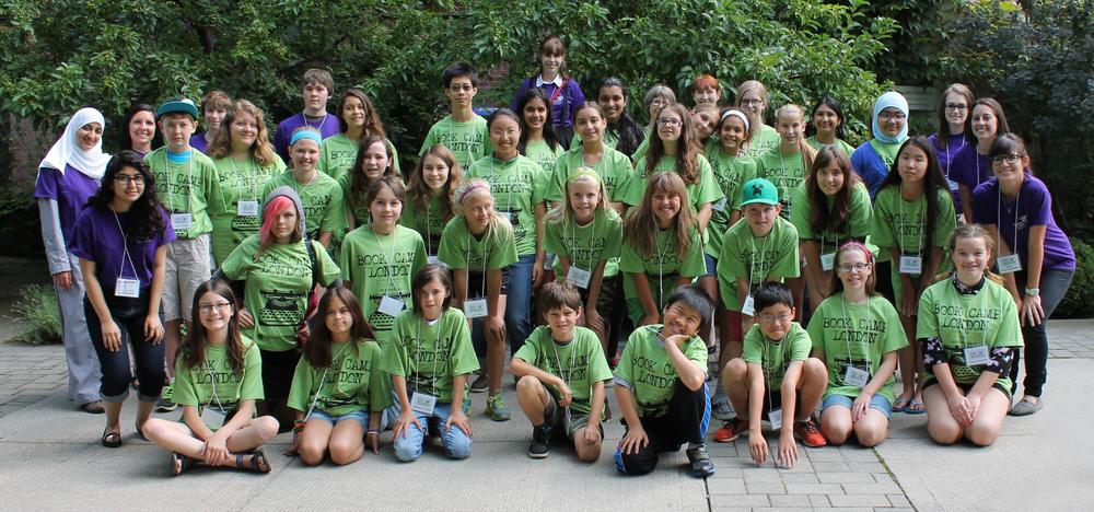 Book Camp London 2014 Group Photo
