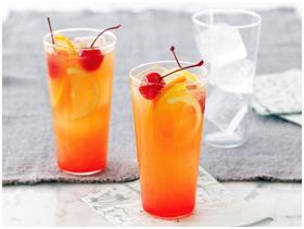 Cranberry-Orange Spritzer