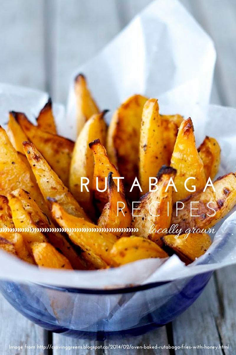 Our Rutabaga Recipe Pi...