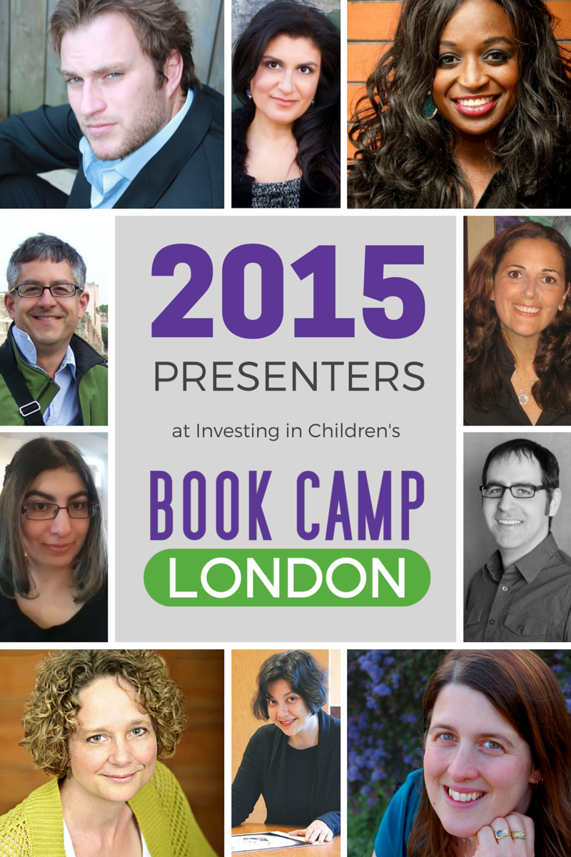 Book Camp London 2015 Presenters