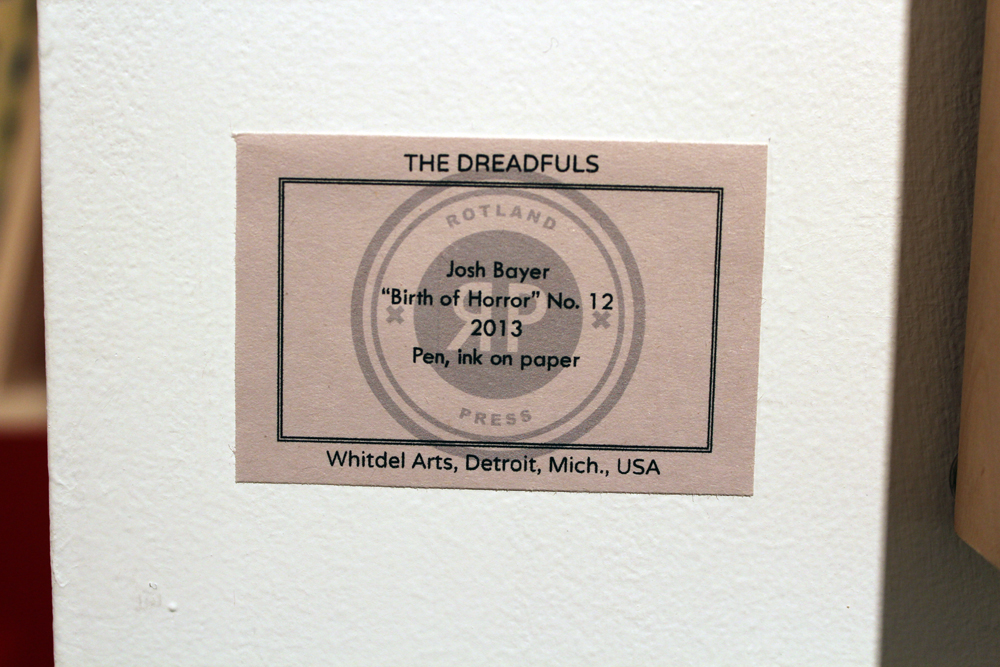 """The DREADFULS"" Installation"