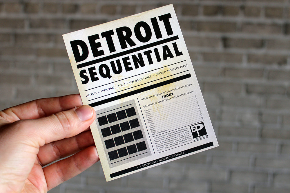 DETROIT  SEQUENTIAL No. 1