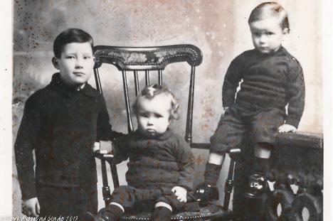 Dad, Sid & Jack