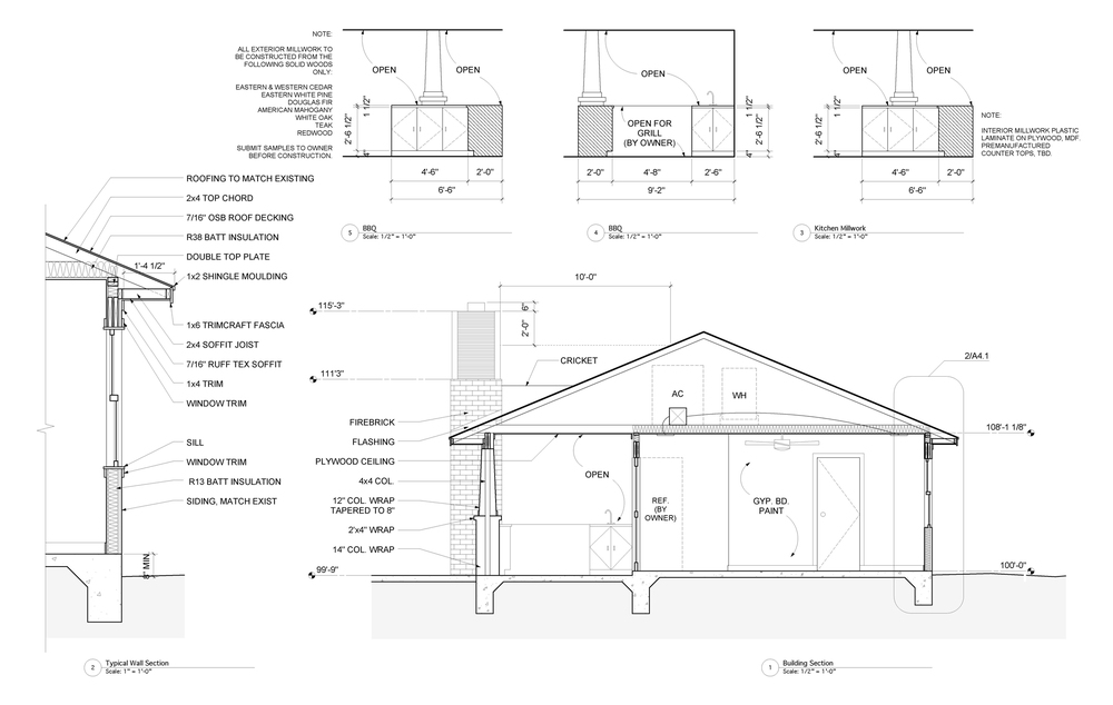 Fuller Residence Construction Documents