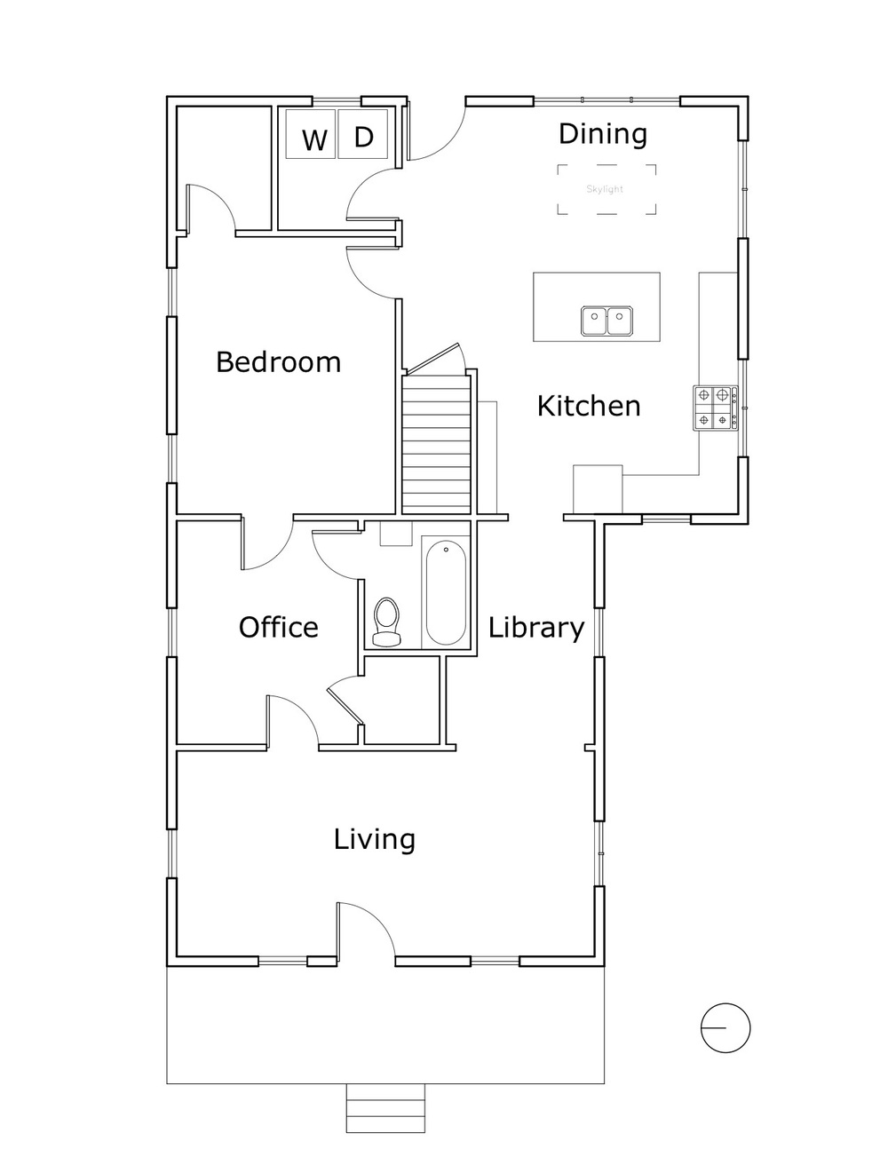 215 Hardy Ave - Schematic Floor Plan.jpg