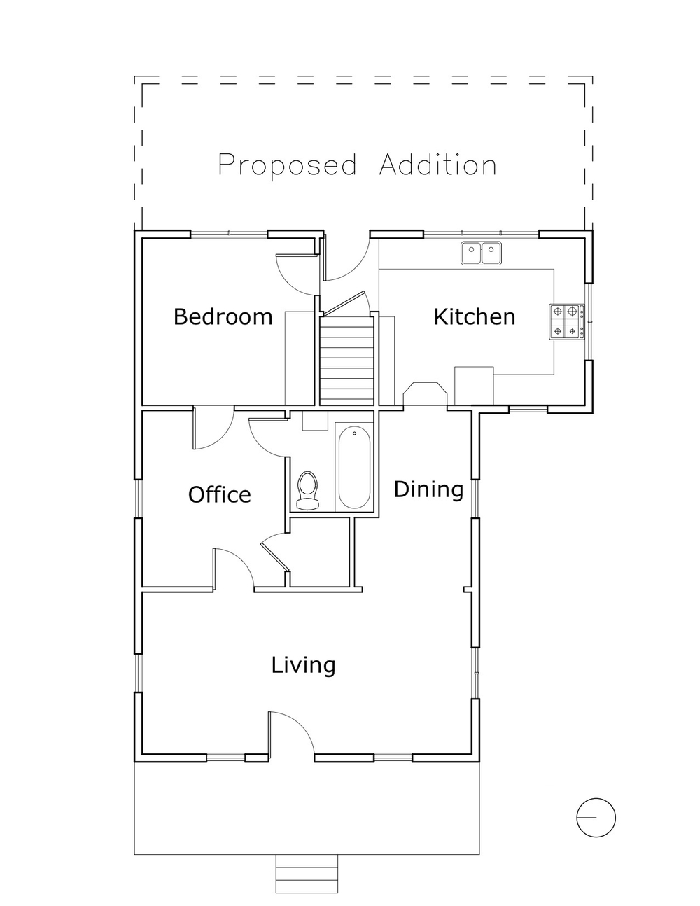 215 Hardy Ave - Existing Floor Plan.jpg