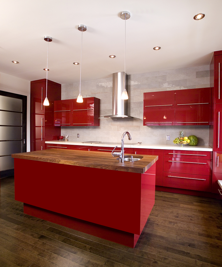 Kitchen Cabinets Scottsdale: Interior Couture NYC