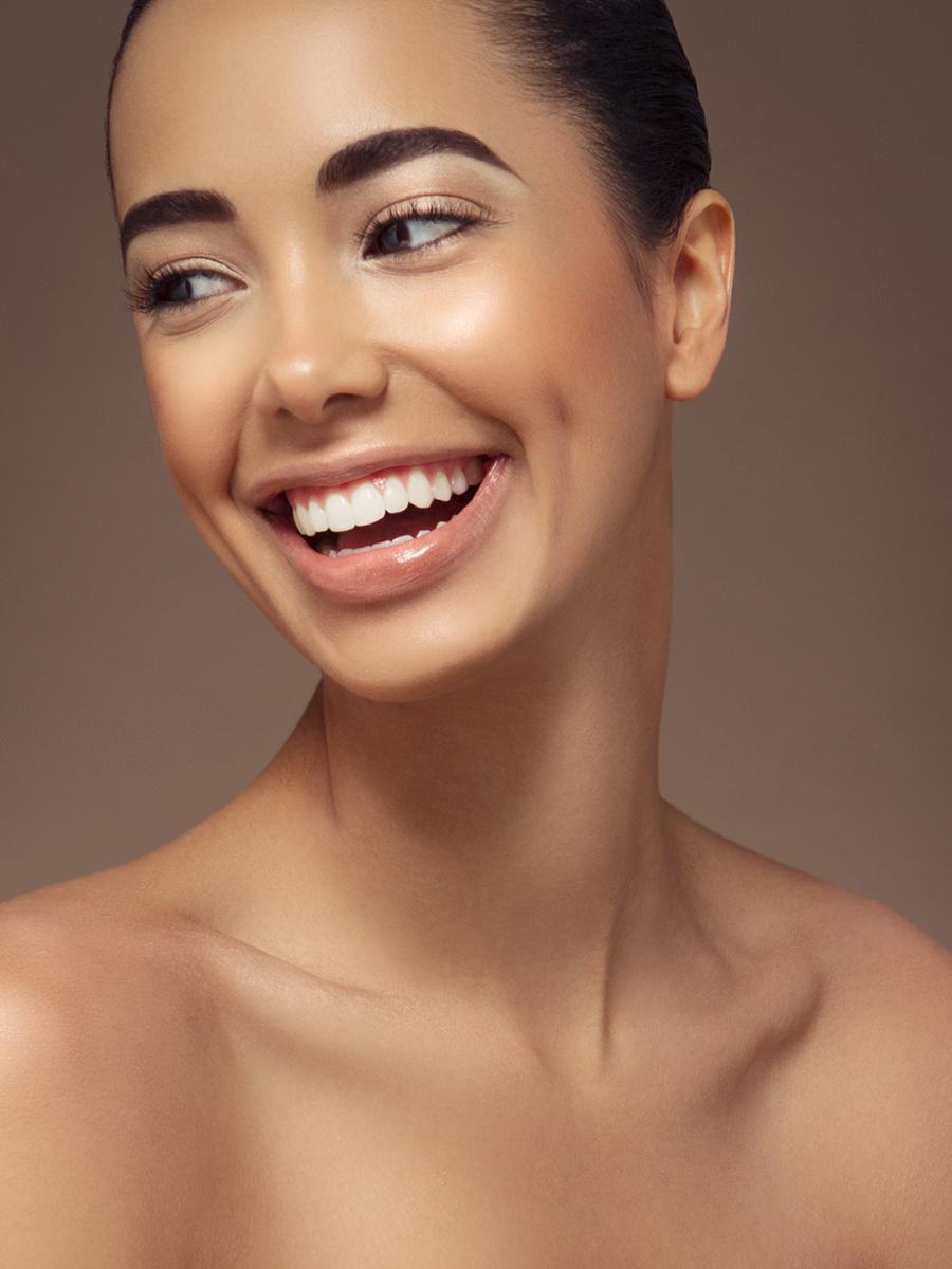 Model: Kuyan / Elmer Olsen Models Photographer: Gabe Toth Makeup & Hair: Cait Mizzi / Judy Inc
