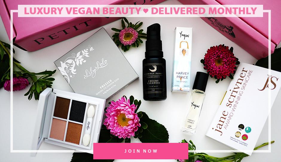 Petit Vour Luxury Beauty Box - Be Bold Be Kind