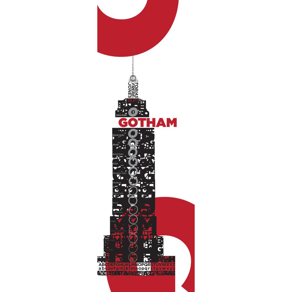 "8"" x 24"" Poster Program Used: Adobe InDesign"