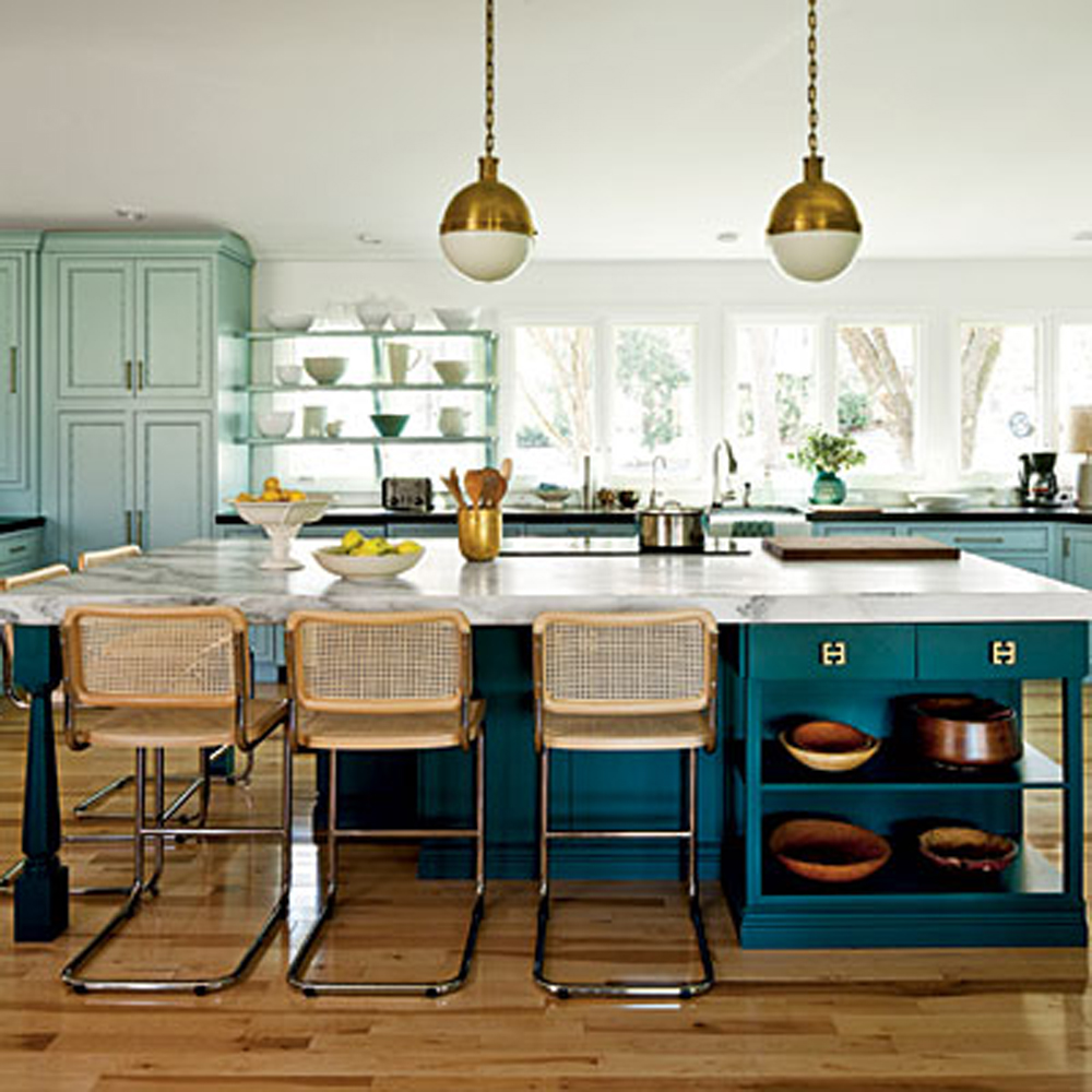 image via  Southern Living  design by Amie Corley Interiors - image by Laurey W. Glenn