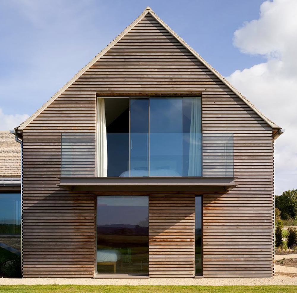 Stow-on-the-Wold by McLean Quinlan Architects image via the blog The Best Part