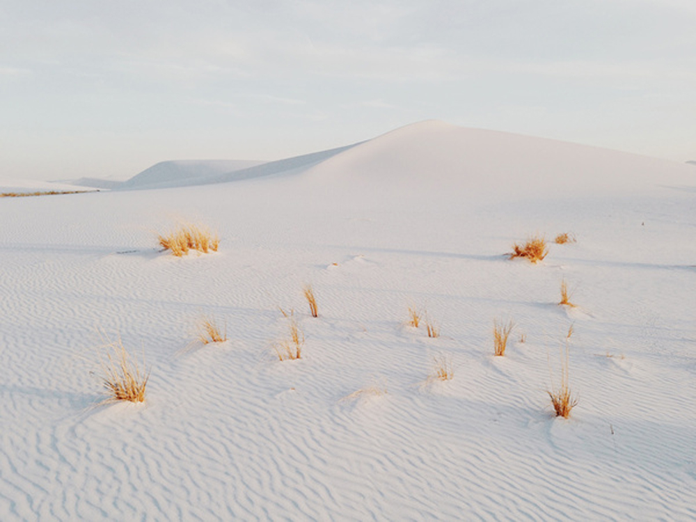 Kevin Russ -  White Sands National Monument