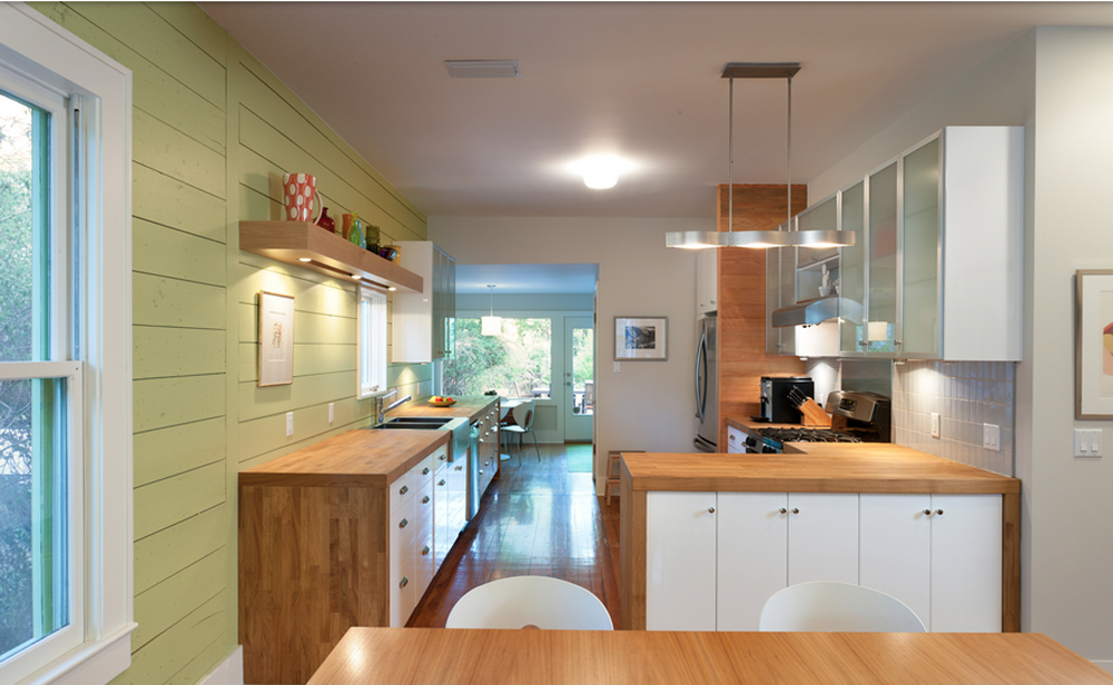 design by  Rick and Cindy Black Architects , photo by Whit Preston