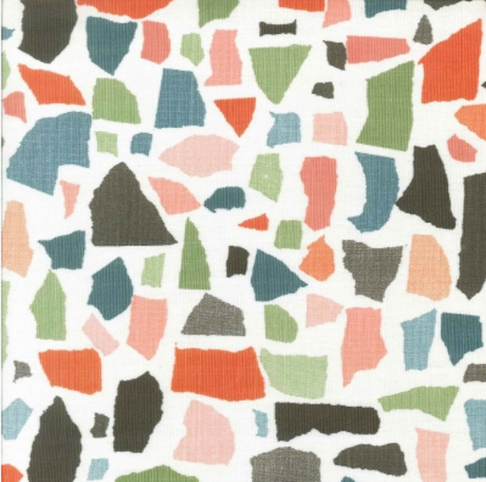 LULU DK  colors - rose textile