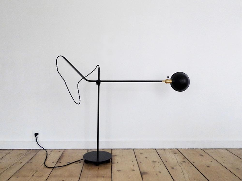 Floor lamp  design by WORKSTEAD