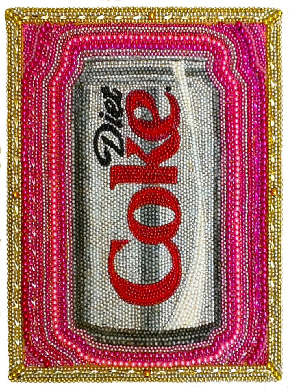 "Diet Coke  - 25"" x 38"" -  Rob Corley"