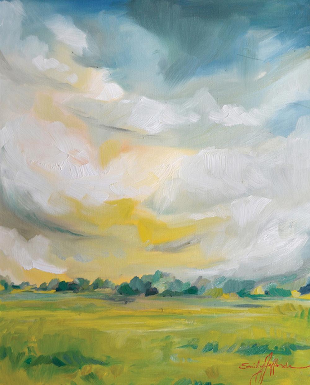 Artist Feature: Emily Jeffords