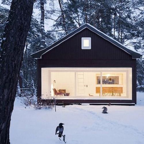 modern cabins december 18, 2013