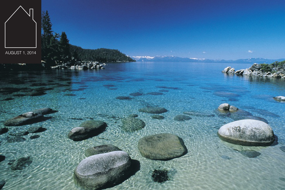 Lake Tahoe via Hither & Thither