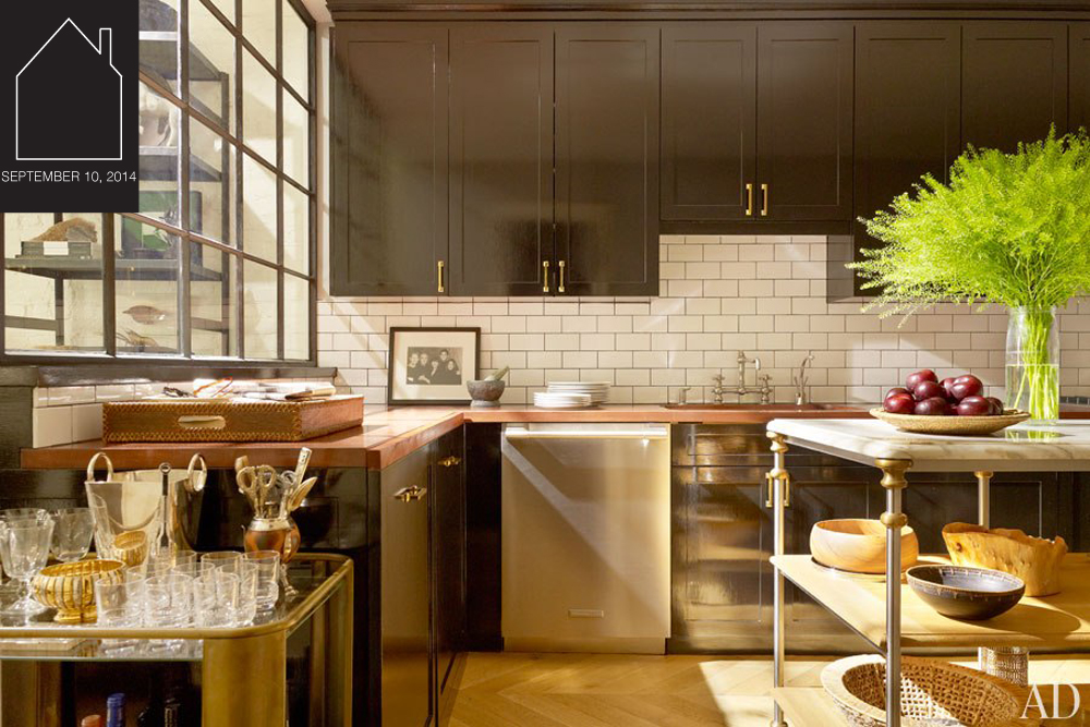 Nate Berkus' Manhattan apartment via Architectural Digest