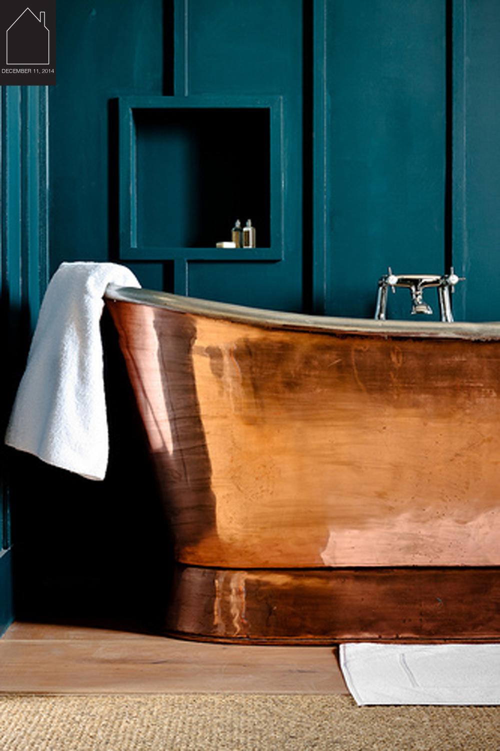 copper tub source unknown