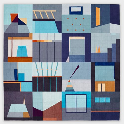 big quilts by Erin Wilson