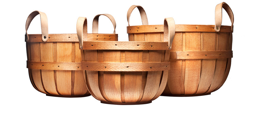 Handmade Picking Baskets