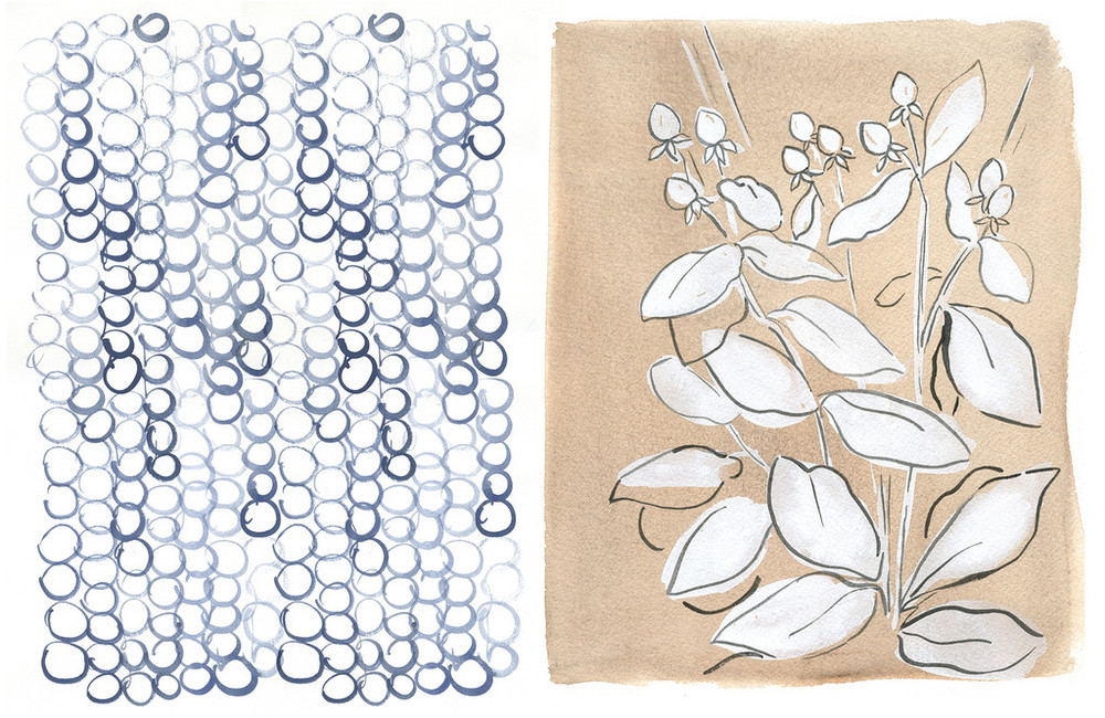 Rebecca Atwood - Circles/Plants