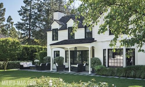 exterior paint color — THE PLACE HOME