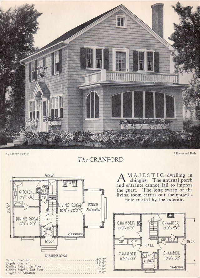 1928 The Cranford