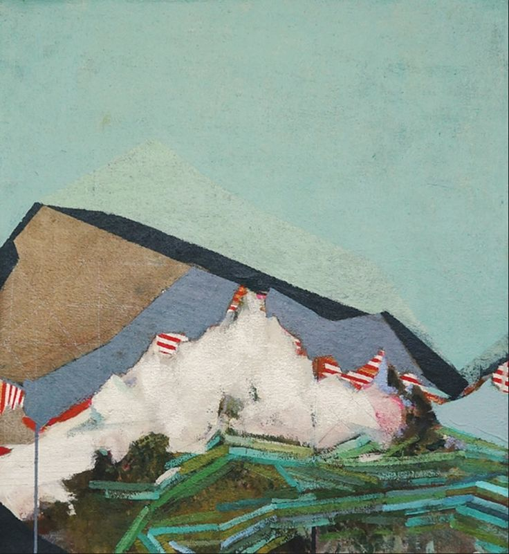 andy curlowe - badland II - 2014