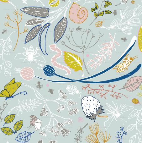 spoonflower-nouveau-bohemian-herb-garden.png