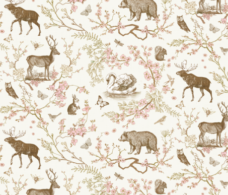 spoonflower-nouveau-bohemian-woodland-spring-toile.png