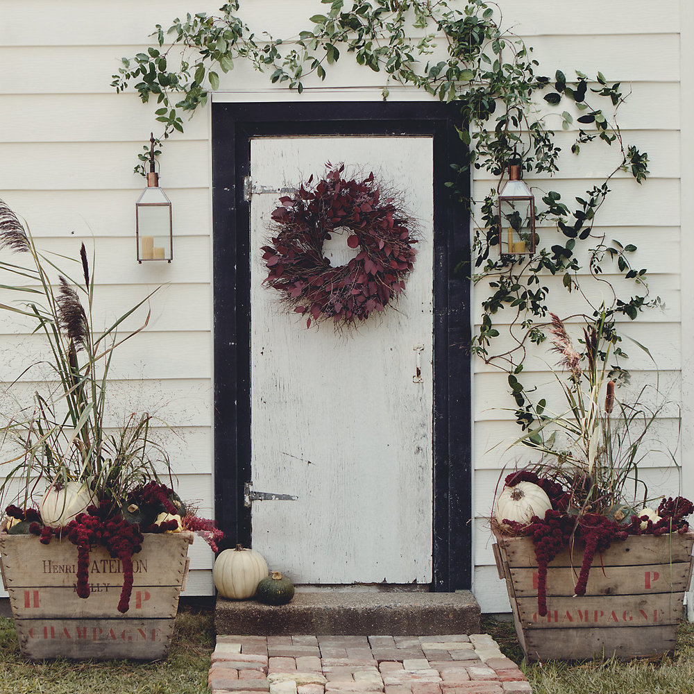 Into Autumn Wreath  via Terrain