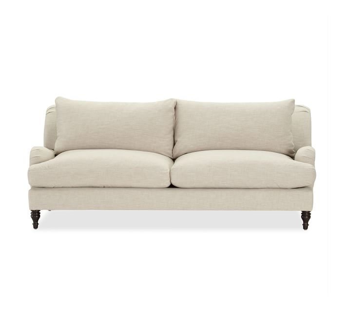 Carlisle Upholstered Sofa  - Front View