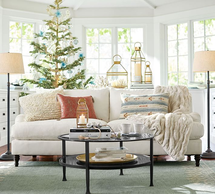 Carlisle sofa  by  Pottery Barn