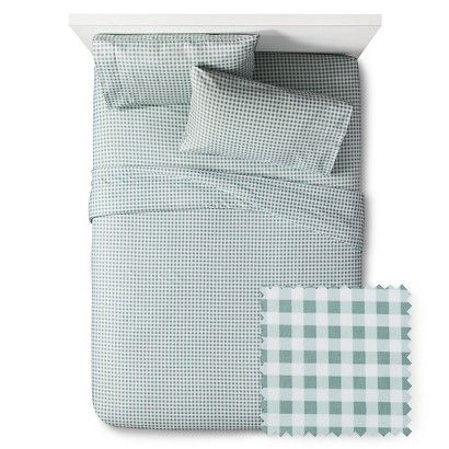 Gingham Sheet Set  - THE PLACE HOME