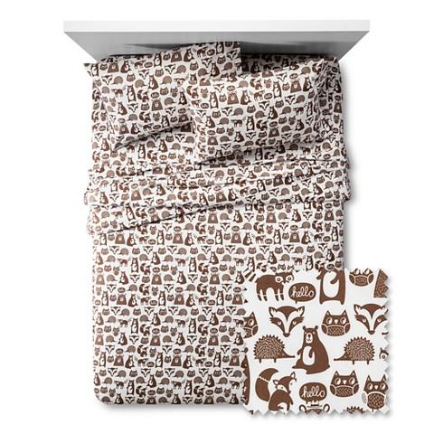Forest Friends Sheet Set- THE PLACE HOME
