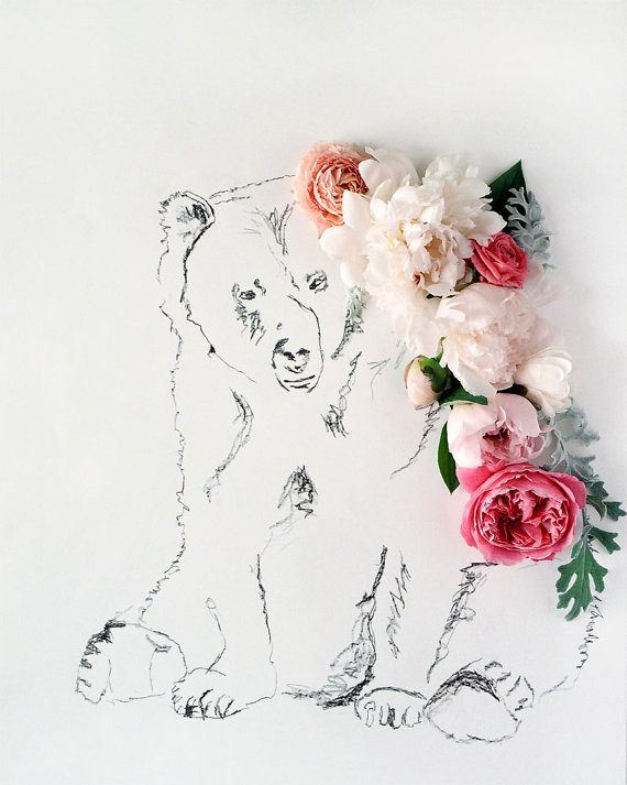 Bear by Kari Herer | THE PLACE HOME