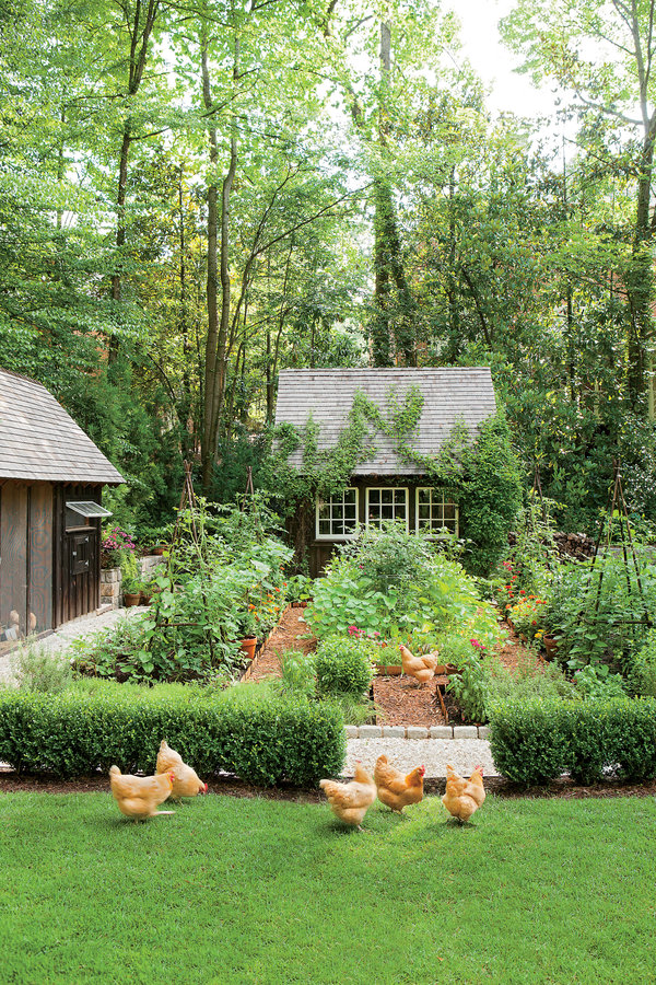 via  Southern Living  | THE PLACE HOME